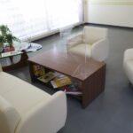 当事務所の応接スペース