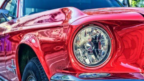 自動車の画像です
