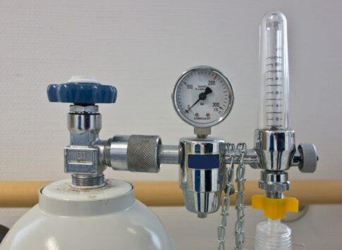 ガスの計測ゲージ